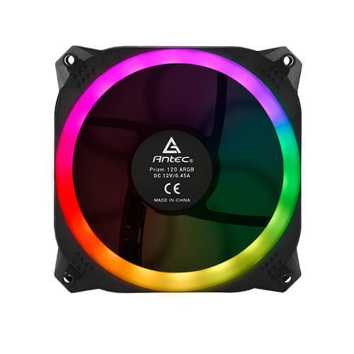 02 Antec Prizm 120 ARGB Case Fan