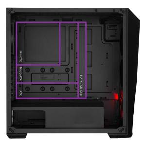 02 Cooler Master MasterBox K501L RGB