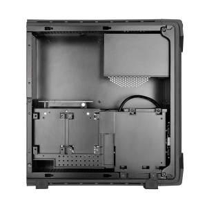 02 Silverstone RVZ03-ARGB (Black) cabinet