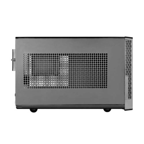 02 Silverstone SG13B-C (Black with Type C) cabinet