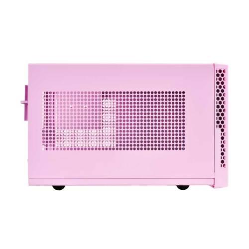 02 Silverstone SG13P (Pink) cabinet
