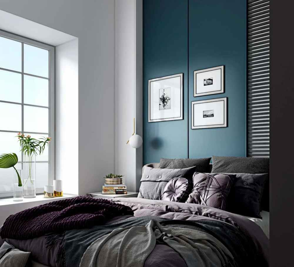 Bed View Atmosphere Happy Homes - Flats In Siliguri