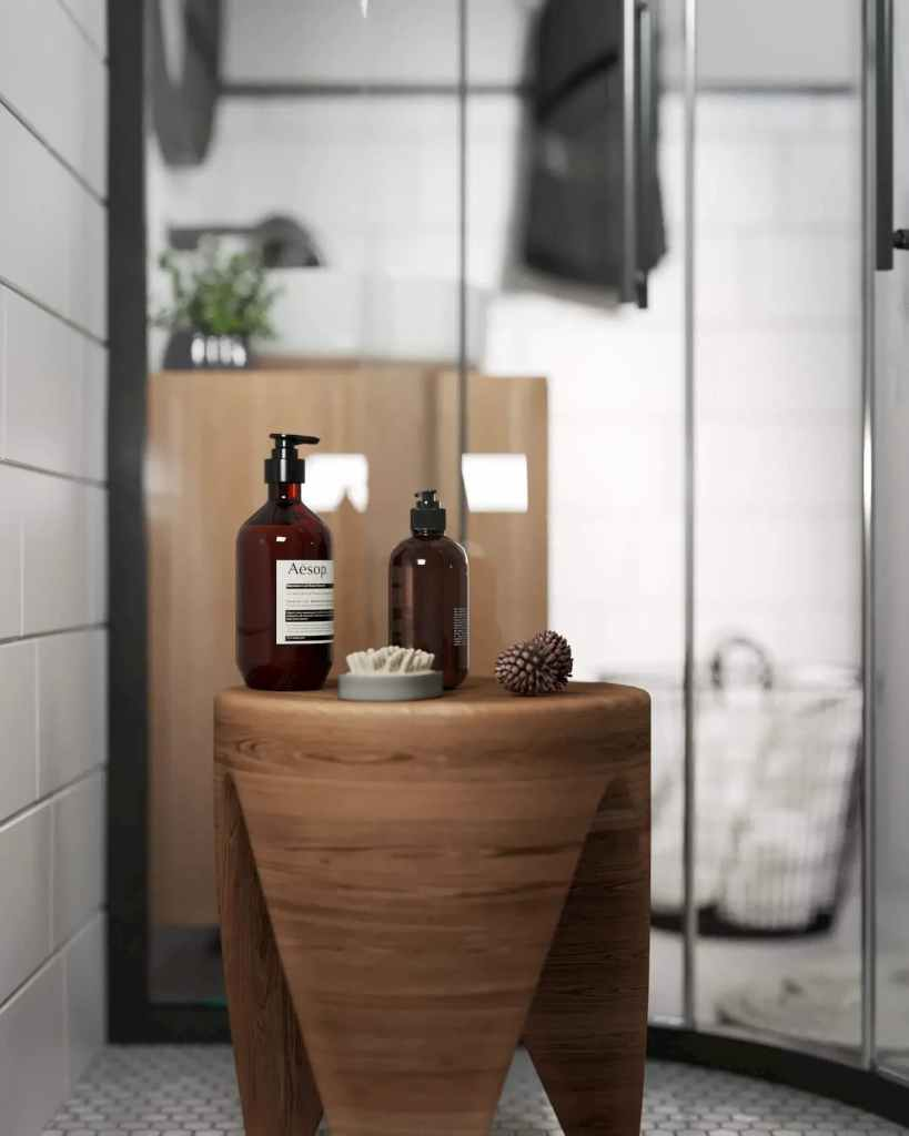 Shower Area View Of Atmosphere Happy Homes - Flats In Siliguri