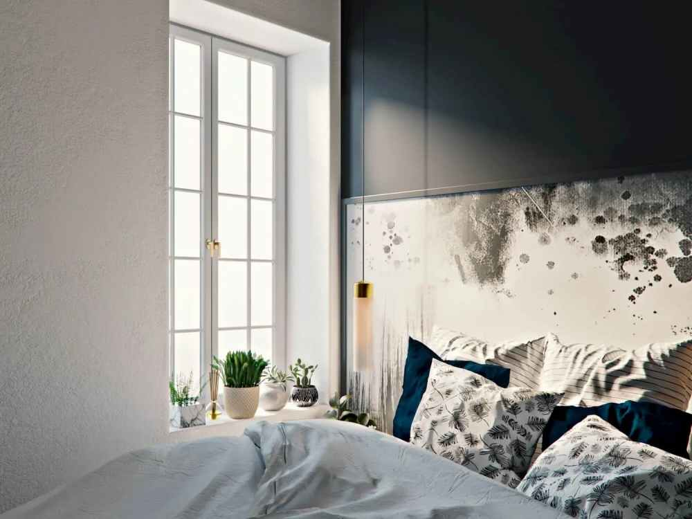 Window View Of Bedroom Atmosphere Happy Homes - Flats In Siliguri