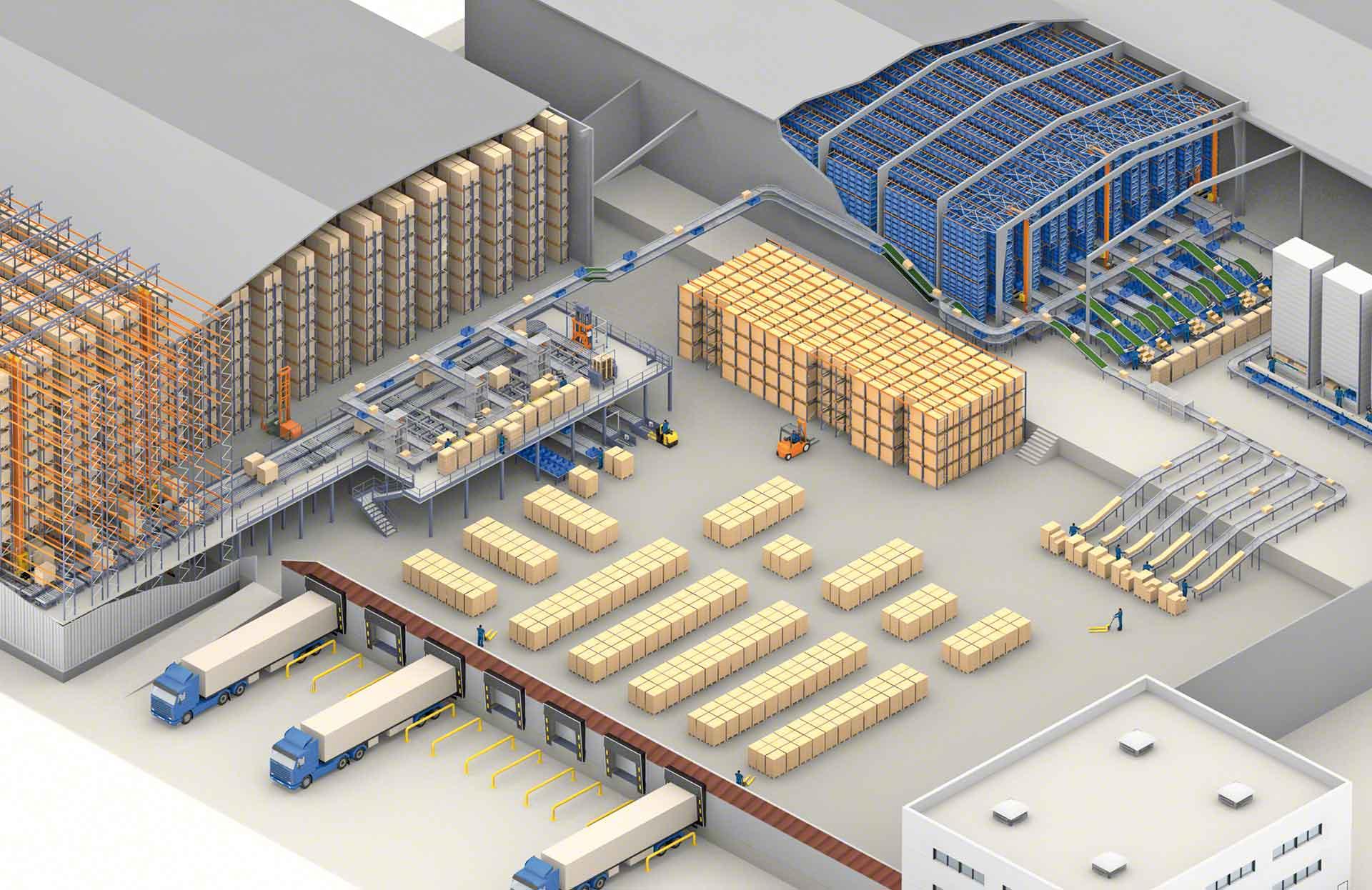 ankit begraj warehouse