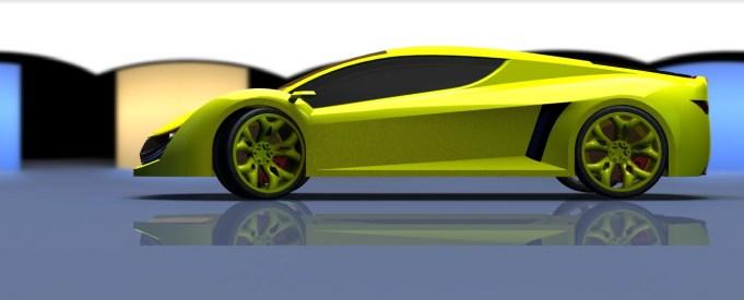 NX part: New Concept Car