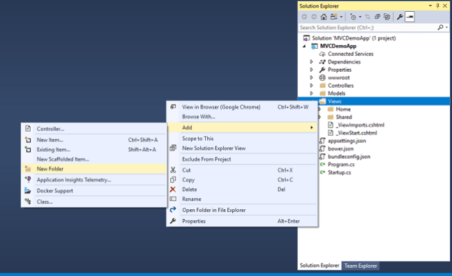 CRUD Operation With ASP NET Core MVC Using ADO NET and Visual Studio
