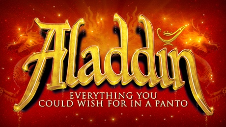 Aladdin Panto At New Theatre Victoria Woking Little Ankle Biters UK