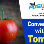 Conversation with a tomato blog
