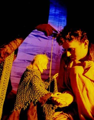 """Αργύρης Αγγέλου, στην παράσταση """"Γουρουνάκια-κουμπαράδες"""""""