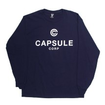 Capsule Corp Uniform Long Sleeve