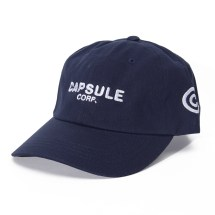 Capsule Corp Uniform Cap Navy
