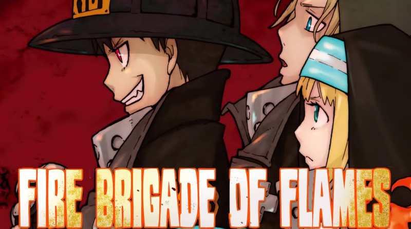 El anime En En no Shōbōtai nos muestra un nuevo personajeMaki Oze
