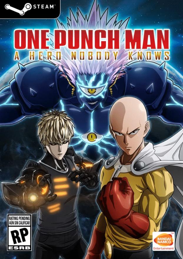 Anuncian One Punch Man: A Hero Nobody Knows, el nuevo videojuego de Saitama