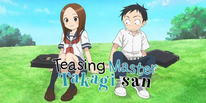TEASING MASTER TAKAGI-SAN: 3ª TEMPORADA E FILME SÃO ANUNCIADOS