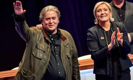 Steve Bannon is on a far-right mission to radicalise Europe