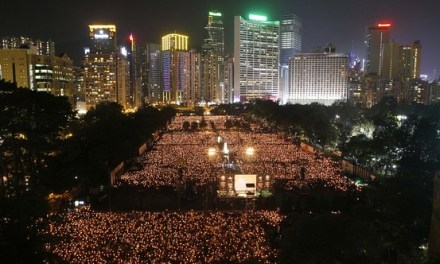 Calls for end to one-party rule will not cease, Hong Kong's June 4 vigil organiser vows