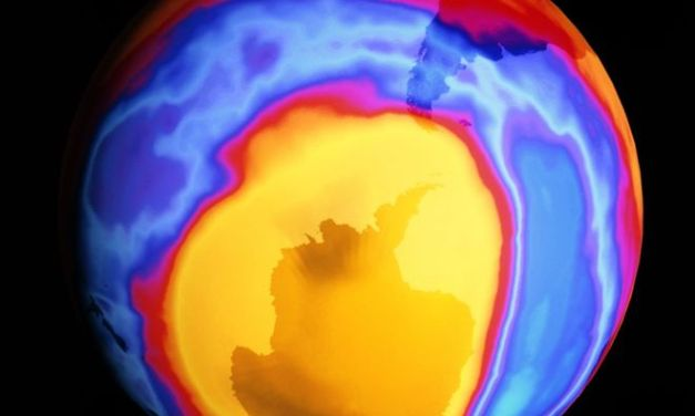 Ozone hole re-opening: China insulating chemical said to be source of rise