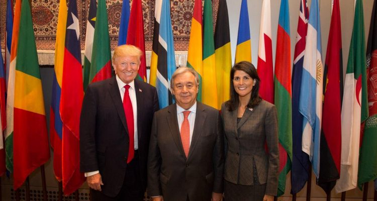 """The US Gets a """"Win"""" at the UN — And No Other Country had to """"Lose."""""""