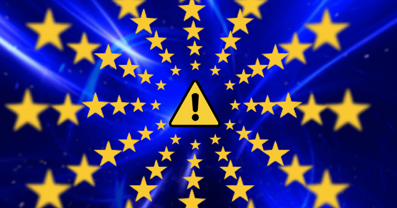 The EU's disastrous copyright reform will sabotage the EU's online industry.