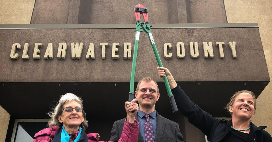 Valve Turners on Trial: Judge Acquits Three Climate Activists Who Shut Down Tar Sands Pipelines