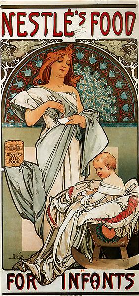 281px-Mucha-Nestlé's_Food_for_Infants-1897