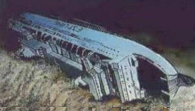 затонувший в 1994 году паром Эстония