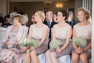 Middlesex-uxbridge-London-weddding- Photographer - Wedding-photography-christchurch-harbour-hotel-pink bridesmaids