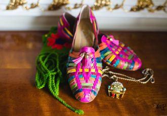 fiesta feet, huaraches
