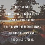 Your choice to live a happier life