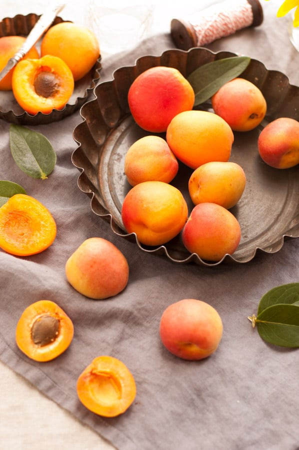 Homemade Apricot Nectar | via annabanana.co