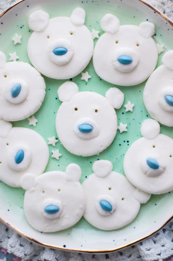 Polar Bear Peppermint Creams