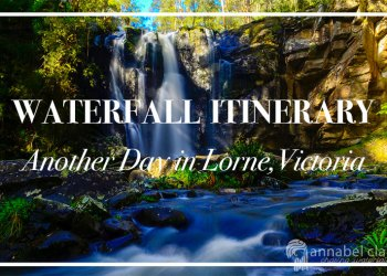 Waterfall itinerary for Another Day in Lorne
