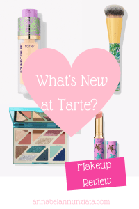 What's New At Tarte? Makeup New Arrivals