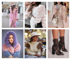 Glamorous Winter Outfit Ideas | Girly Winter Outfits