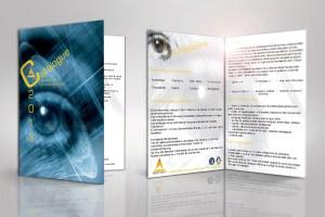 """Catalogues 2013 de la société """"Fortimelp"""", prestataire de service à Montpellier"""