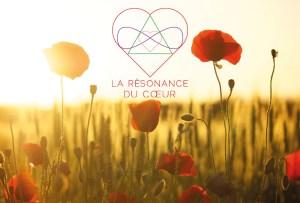 Bannière Facebook pour la page de l'association La Résonance du Cœur
