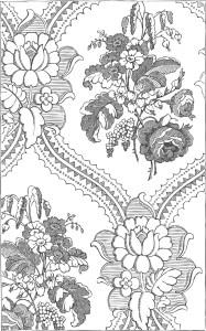 Illustration pour les propositions print de la graphiste Annabelle Vauvrecy à Montpellier