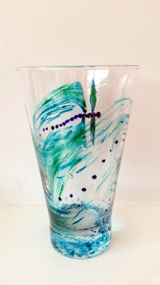 abstract dragonfly glass 2