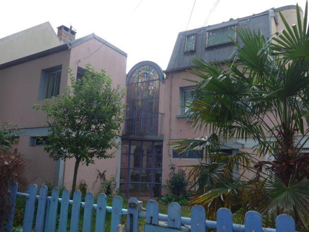 Villa, Allée Centrale