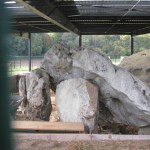 Dolmens outside Maintenon