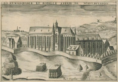 Abbaye de Maubuisson, early 17th century