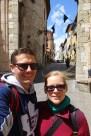 Selfie in Assisi