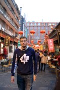 Beijing street food (what's that smell?! lol)
