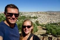 Selfie in Fez
