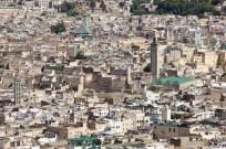 View of the Fez medina