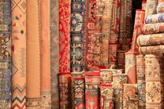 Fez carpet factory