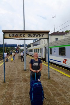 Finally made it to Łowicz