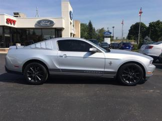 The 2010 Mustang we test drove
