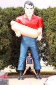 Route 66 Paul Bunyon statue